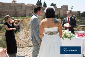 Mariages pour deux fiancés á Marbella, Malaga