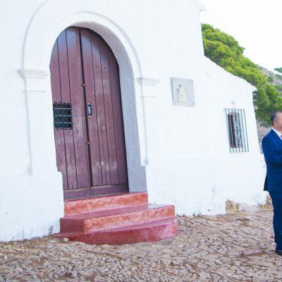 Little wedding blessing ceremony in Mijas Malaga Spain (1)