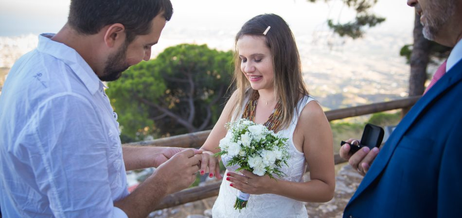 Little wedding blessing ceremony in Mijas Malaga Spain (22)