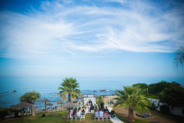 Wedding planner à Sotogrande Tarifa Mijas Marbella Málaga