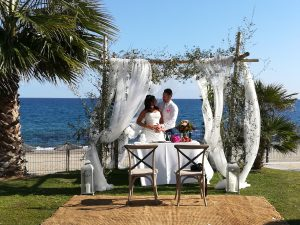 Elopements weddings Marbella Wedding minister wedding planner Malaga wedding coordinator