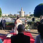 Little weddings at Sevilla elopement weddings Sevilla