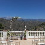 Little weddings Malaga in a private finca in the Mountains Wedding minister wedding planner Malaga wedding coordinator